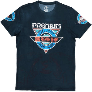 Shape Elite Tee - Elite Premium Denim