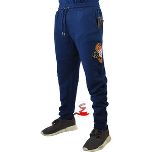 DJ Premium Cotton Joggers - Elite Premium Denim