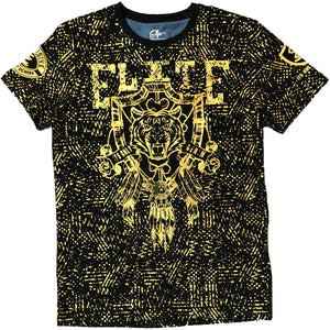 Gold Tiger Premium T-Shirt - Elite Premium Denim