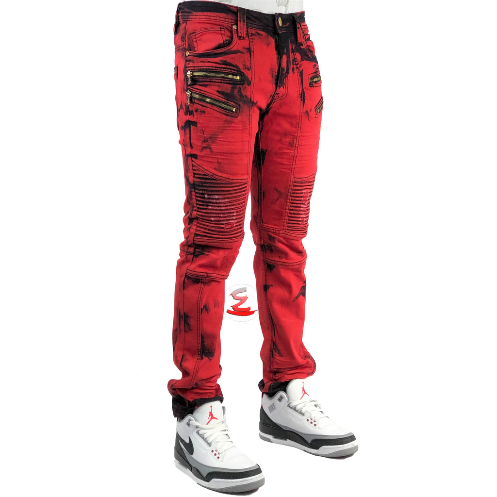 Red Bull II - Elite Premium Denim
