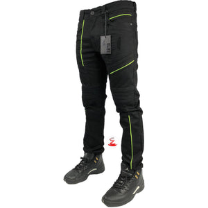 UnderCover Lime Jeans - Elite Premium Denim