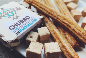 Churro Marshmallows