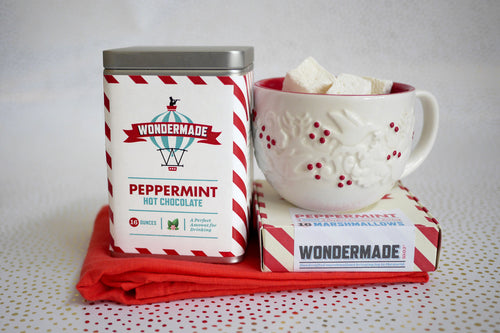 Peppermint Hot Chocolate Combo
