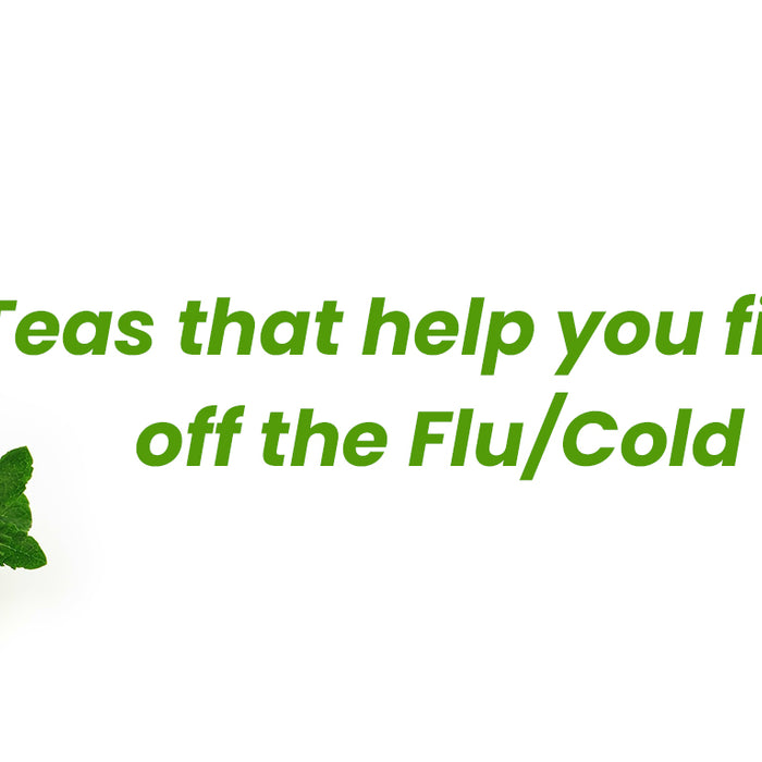 Herbal Tea for Cold and Flu