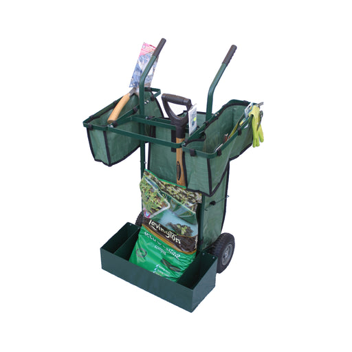 The Truggie Deluxe, The gardeners tool trolley