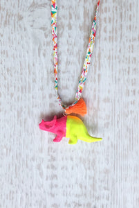 Triceratops and Tassel on Liberty