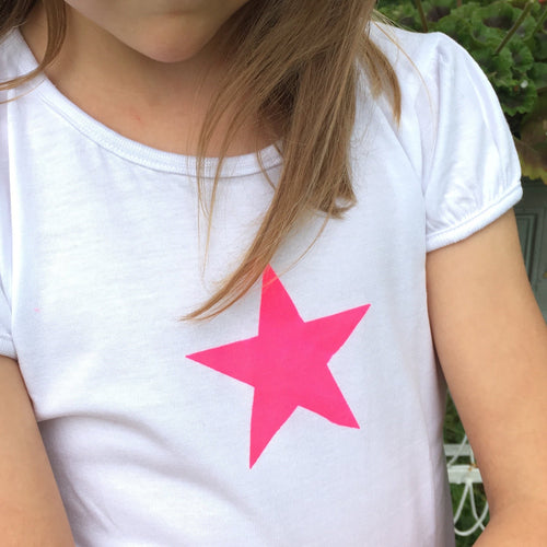 Star T Shirt - Girls' Cut