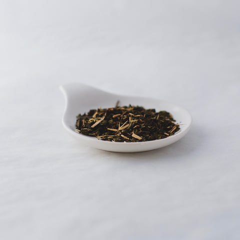 Vanilla Mint Sencha Green