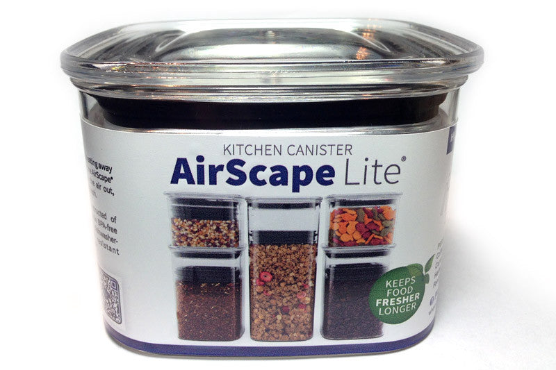 AirScape Lite Kitchen Canister from Too Soul Tea, Co.