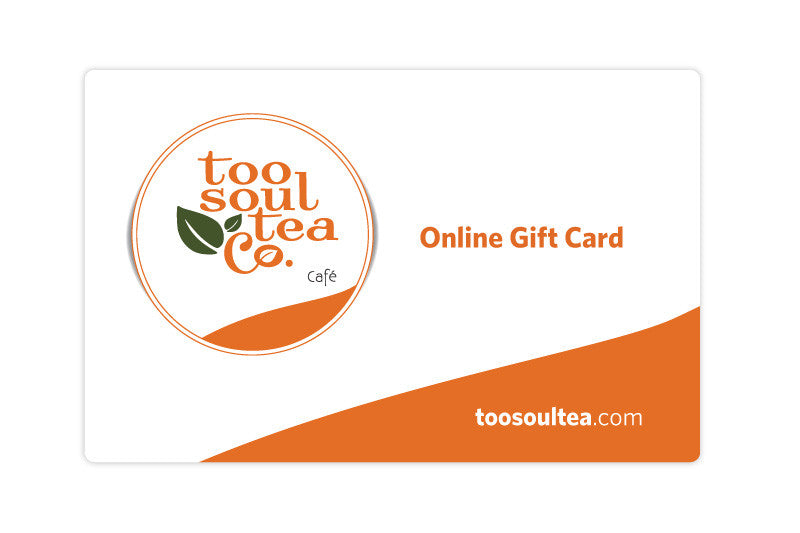 Too Soul's Electronic Gift Card / Certificate