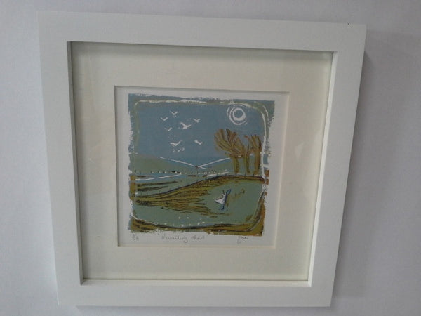 The Prevailing Wind - framed print
