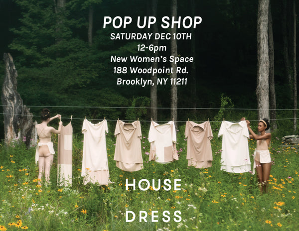 HOUSE DRESS NY