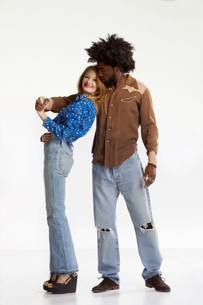 Crawford Denim and Vintage Co. Modern Family