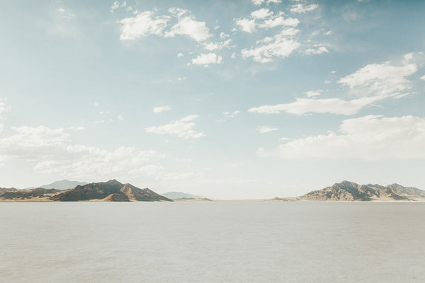 Crawford Denim Summer Solstice at the Salt Flats