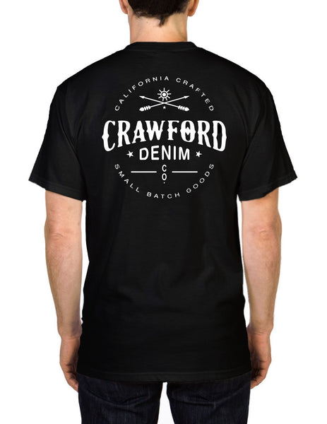 CALIFORNIA CRAFTED TEE