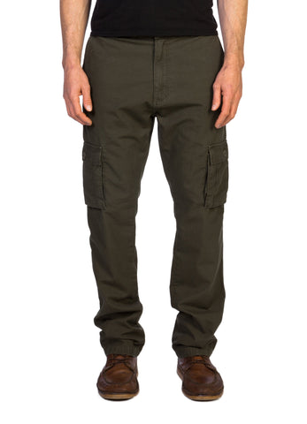 ARMY GREEN SLIM CARGO FATIGUES