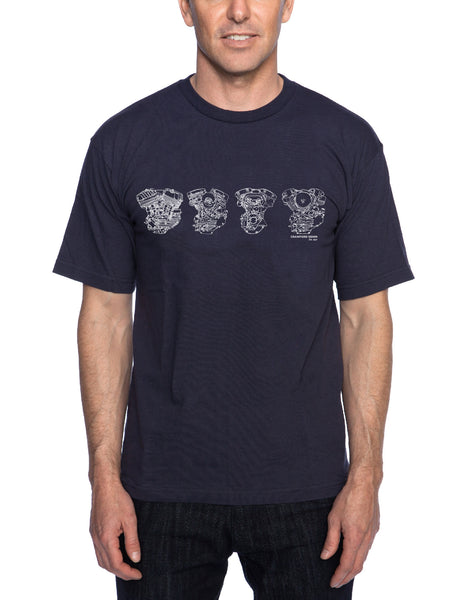 FOUR ENGINES TEE