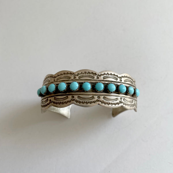Vintage CLASSIC BLUE WESTERN