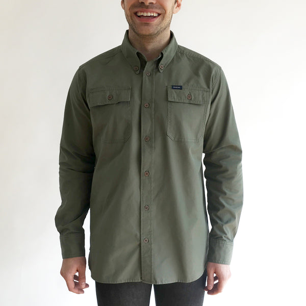 ARMY RIPSTOP L/S SHIRT