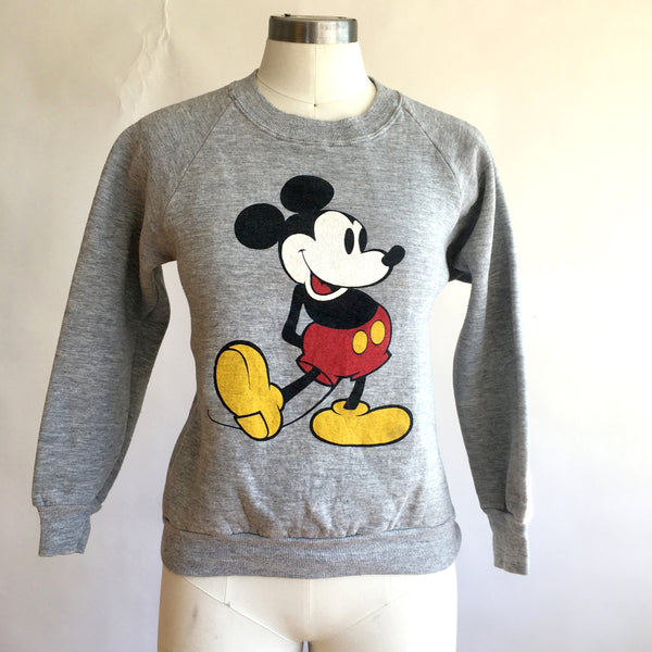 Vintage 80's MICKEY MOUSE SWEATSHIRT