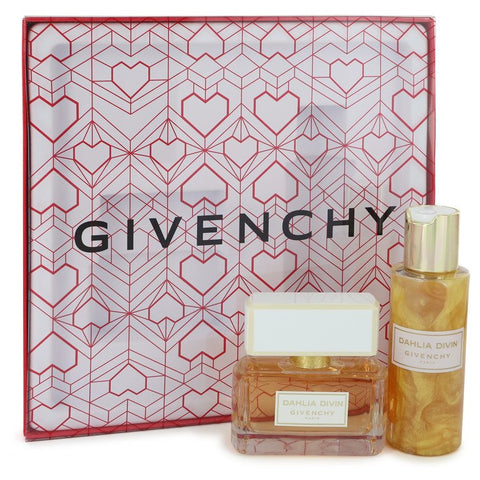 Dahlia Divin Gift Set By Givenchy Perfume For Women