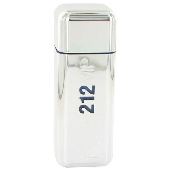 212 Vip by Carolina Herrera Eau De Toilette Spray (Tester) 3.4 oz for Men