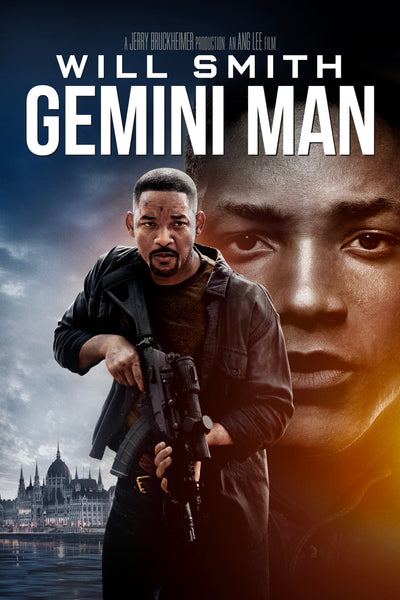Gemini Man 4K UHD iTunes (NOT MA)