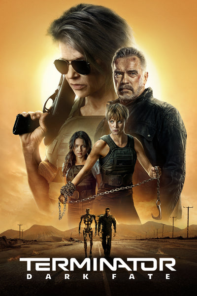 Terminator: Dark Fate 4K UHD iTunes (NOT MA)