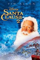 Santa Clause 2: The Mrs. Claus HDX Vudu/MA