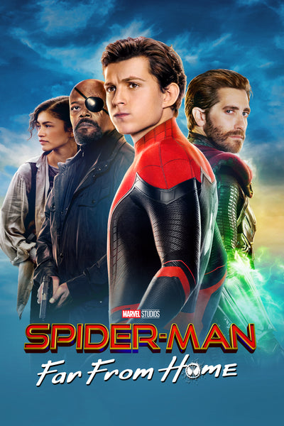 Spider-Man: Far from Home HDX Vudu/MA