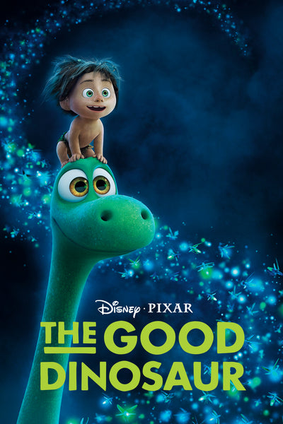 The Good Dinosaur HDX Vudu/MA