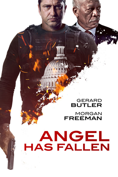 Angels has Fallen 4K UHD Vudu or iTunes (NOT MA)