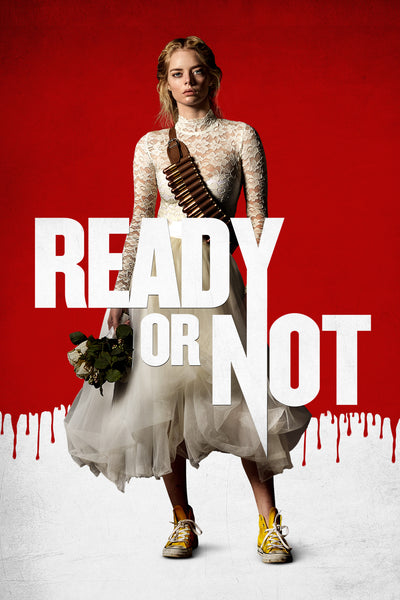 Ready or Not HDX Vudu/MA