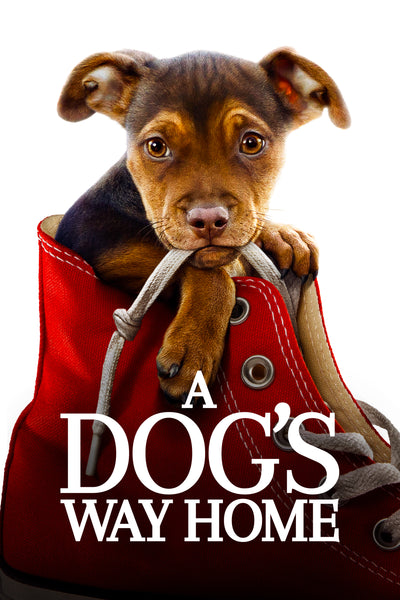 A Dog's Way Home HDX Vudu/MA