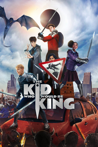 The Kid who would be King HDX Vudu/MA