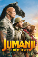 Jumanji: The Next Level HDX Vudu/MA