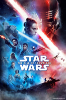 Star Wars: Rise of Skywalker HDX Vudu/MA