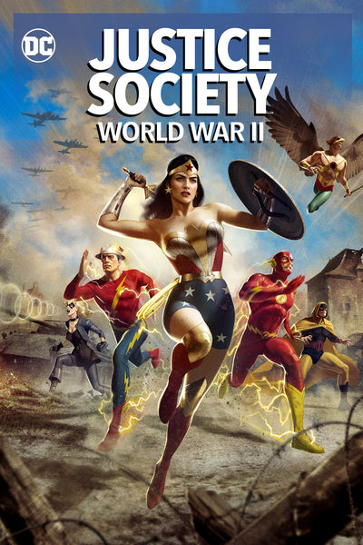 Justice Society World War II HDX Vudu/MA