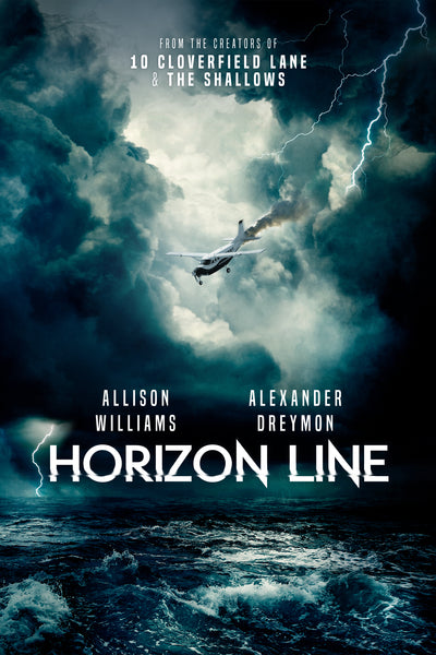Horizon Line 4K UHD iTunes (NOT MA)