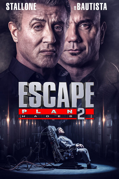 Escape Plan 2: Hades HDX via Vudu