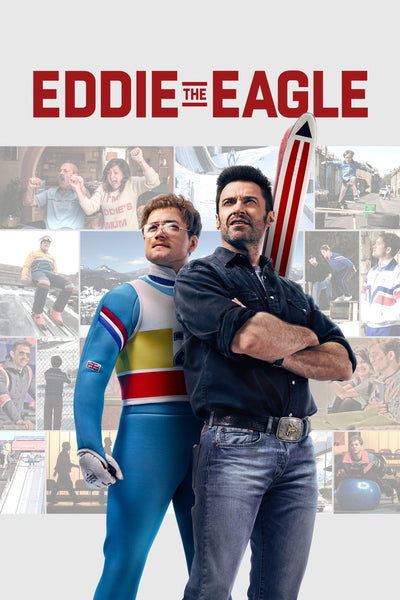 Eddie The Eagle HDX via Vudu or iTunes