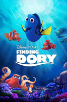 Finding Dory HD via iTunes