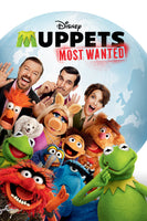 Muppets Most Wanted HDX Vudu/MA