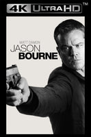 Jason Bourne 4K UHD via Vudu