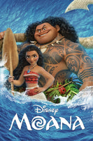 Moana HD via iTunes