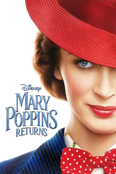 Mary Poppins Returns HDX Vudu/MA