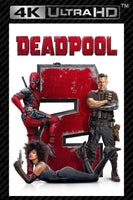 Deadpool 2 4K UHD via Vudu/MA
