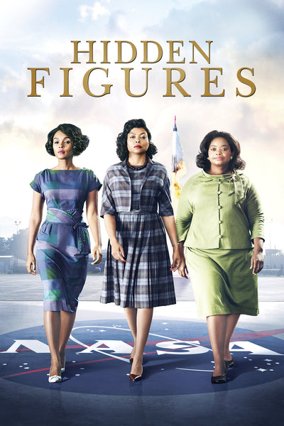 Hidden Figures HDX (Vudu, iTunes or Google Play)