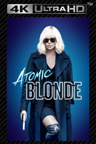 Atomic Blonde 4K UHD via Vudu
