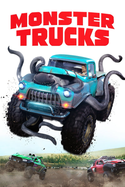 Monster Trucks HDX Vudu